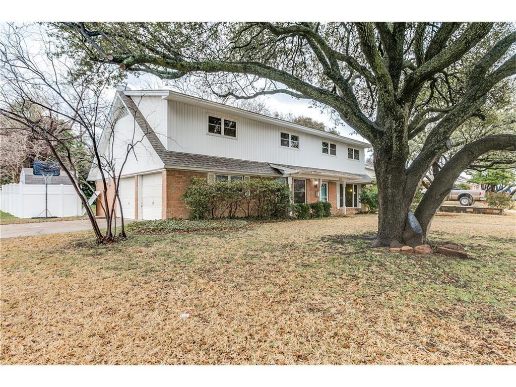 Sold Property   8028 Carrick Street Benbrook, Texas 76116 1