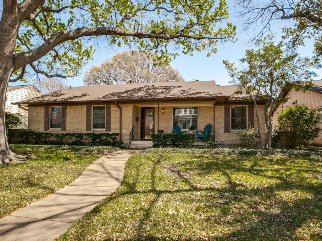 Sold Property | 6916 Santa Maria Lane Dallas, Texas 75214 0
