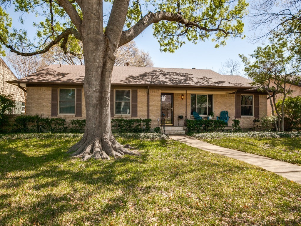 Sold Property | 6916 Santa Maria Lane Dallas, Texas 75214 1