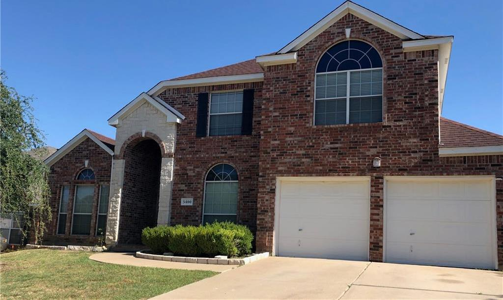 Sold Property | 5400 Rolling Meadows Drive Fort Worth, Texas 76123 1
