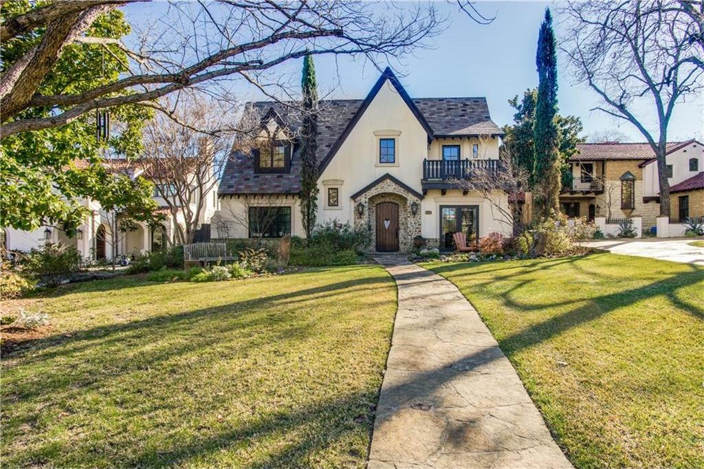 Sold Property | 6832 Avalon Avenue Dallas, Texas 75214 0