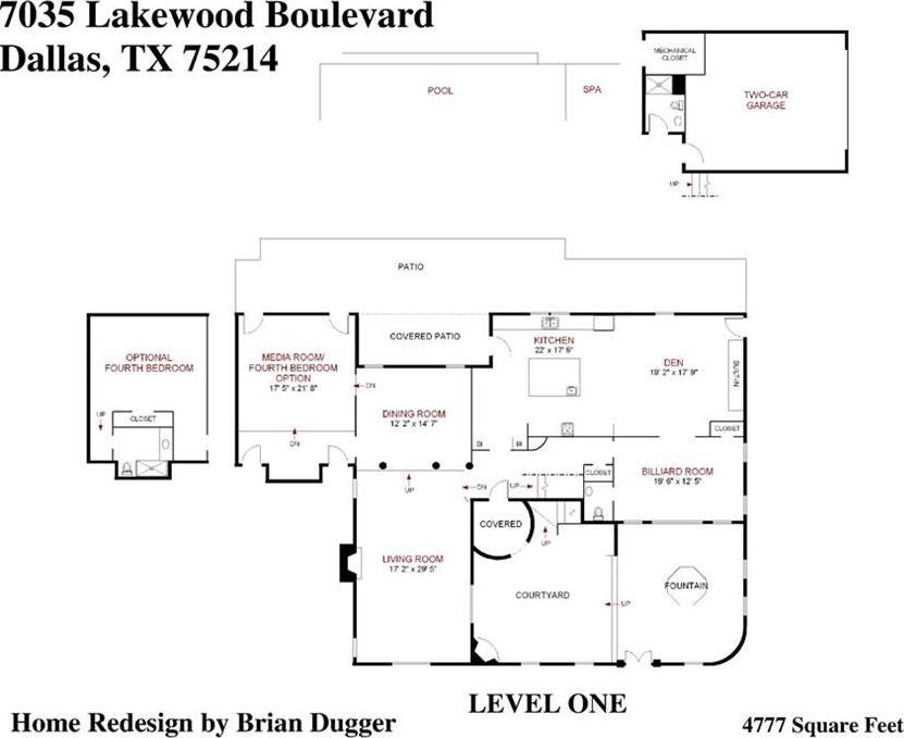 Sold Property | 7035 Lakewood Boulevard Dallas, Texas 75214 30