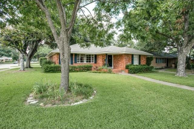 Sold Property   6719 Ravendale Lane Dallas, Texas 75214 1
