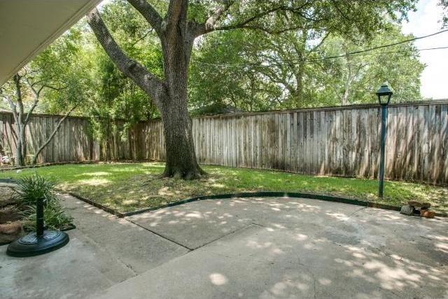 Sold Property   6719 Ravendale Lane Dallas, Texas 75214 19