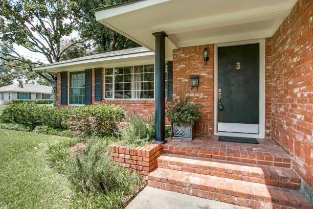 Sold Property   6719 Ravendale Lane Dallas, Texas 75214 2