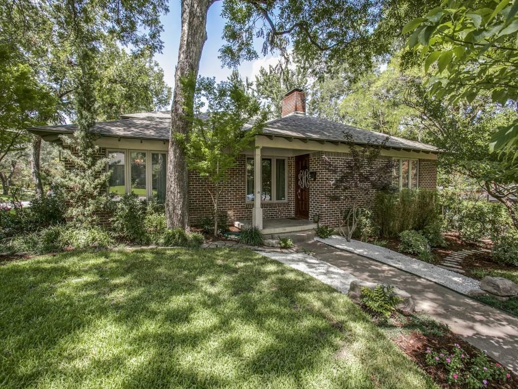 Sold Property | 6875 Avalon Avenue Dallas, Texas 75214 0