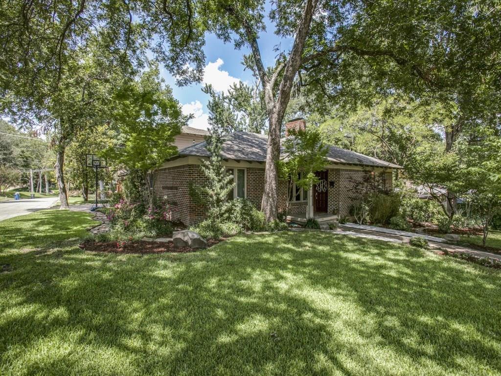 Sold Property | 6875 Avalon Avenue Dallas, Texas 75214 1