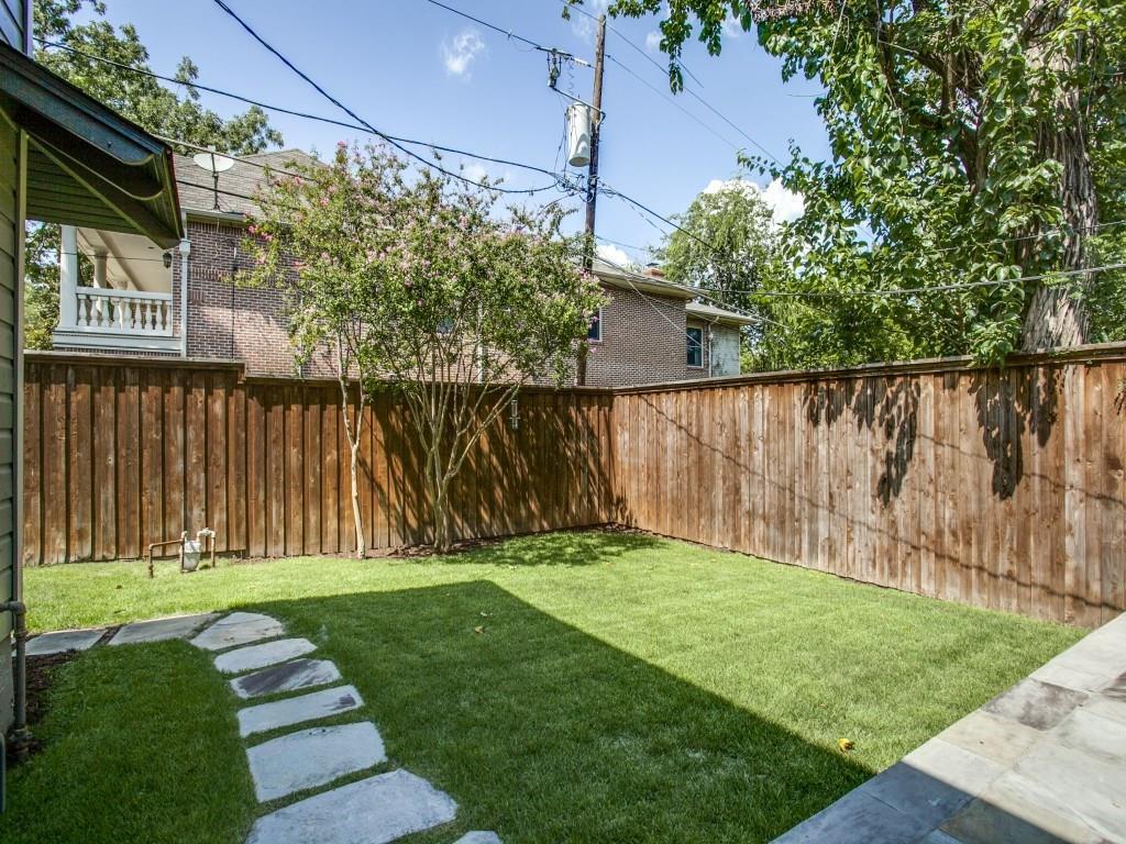 Sold Property | 6875 Avalon Avenue Dallas, Texas 75214 25
