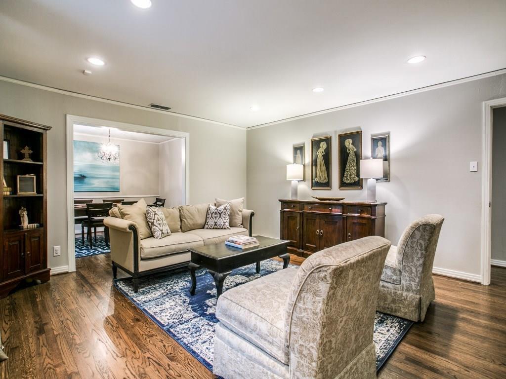 Sold Property | 6875 Avalon Avenue Dallas, Texas 75214 5