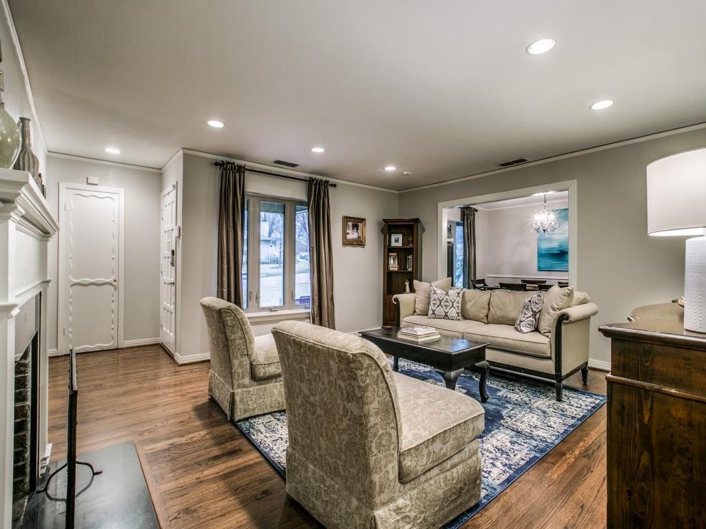 Sold Property | 6875 Avalon Avenue Dallas, Texas 75214 6