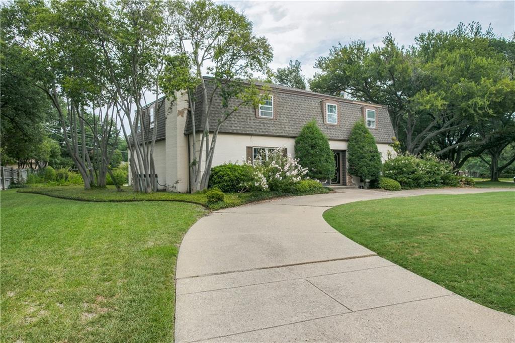 Sold Property | 7911 Hillfawn Circle Dallas, Texas 75248 1