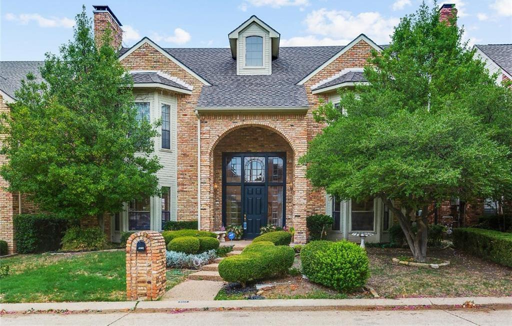 Sold Property | 5818 Preston Fairways Drive Dallas, Texas 75252 1