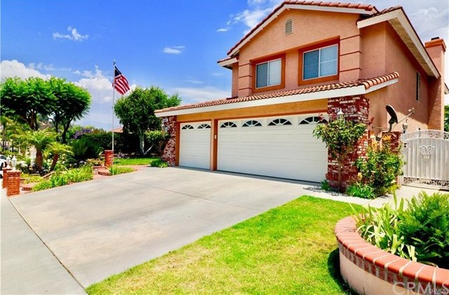 Closed | 14681 Bueno Drive Chino Hills, CA 91709 1
