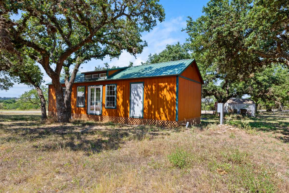 Tiny Home, hunting cabin, guest home, airbnb | Tiny Home - Only For Sale Dripping Springs, TX 78620 24