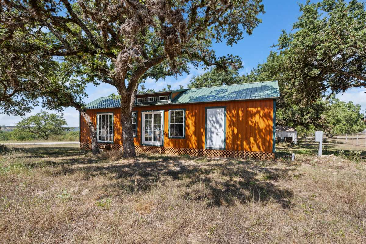 Tiny Home, hunting cabin, guest home, airbnb | Tiny Home - Only For Sale Dripping Springs, TX 78620 26