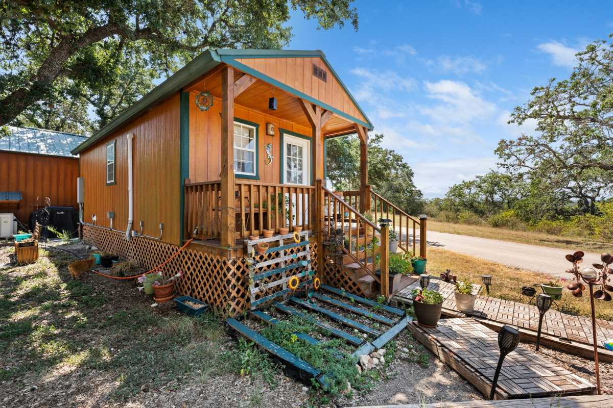 Tiny Home, hunting cabin, guest home, airbnb | Tiny Home - Only For Sale Dripping Springs, TX 78620 2