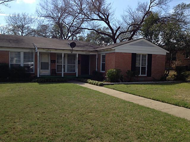Leased | 1810 Mariposa Drive Dallas, Texas 75228 0