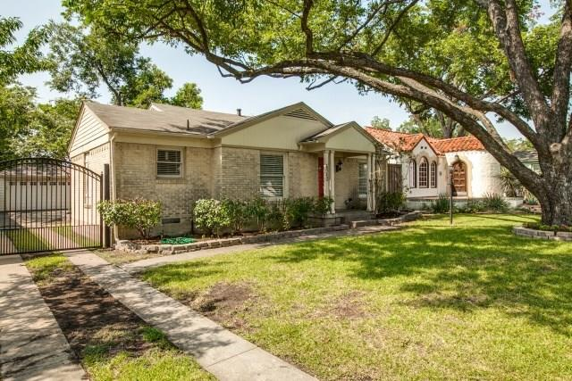 Leased | 6342 Ellsworth Avenue Dallas, Texas 75214 1