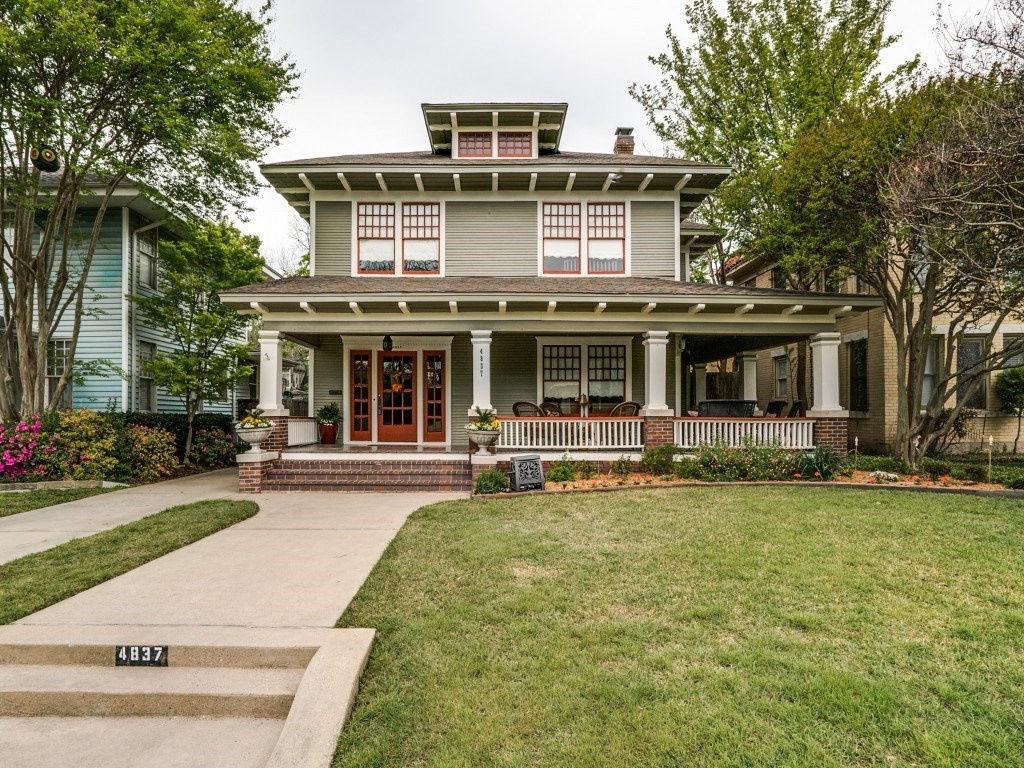 Sold Property | 4837 Tremont Street Dallas, Texas 75246 0