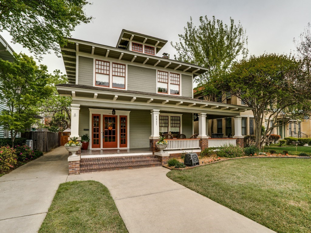 Sold Property | 4837 Tremont Street Dallas, Texas 75246 1
