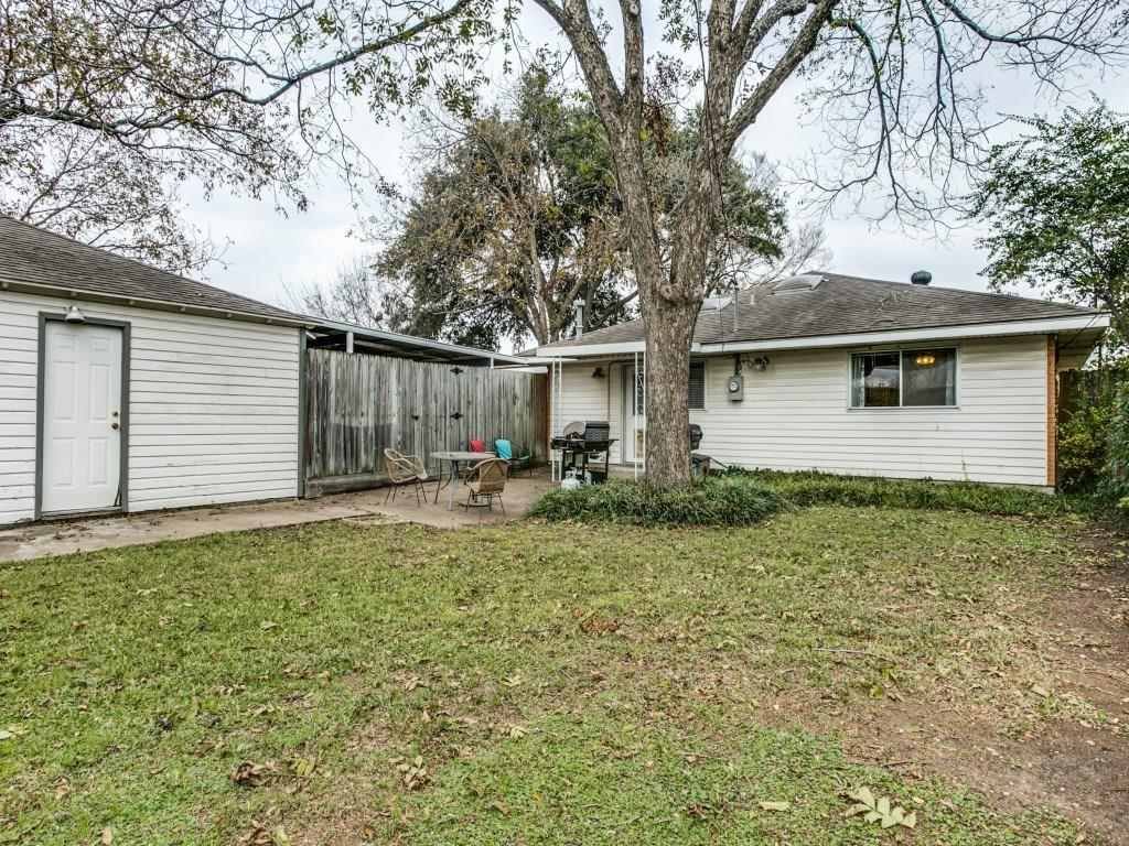 Sold Property | 307 Bon Aire Drive Dallas, Texas 75218 22