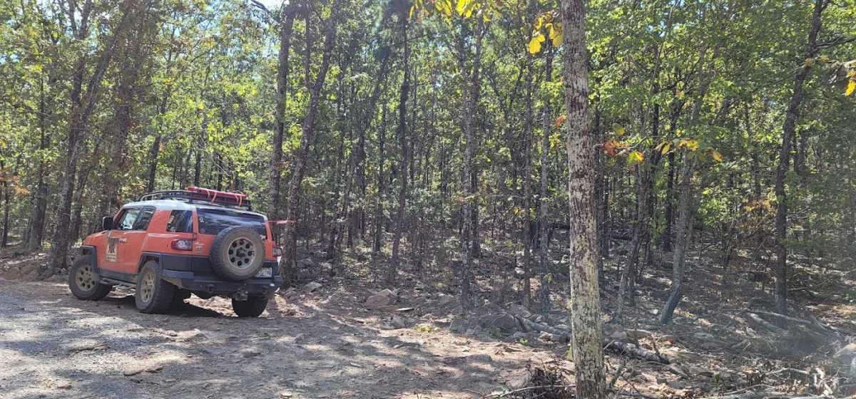 20 ac treed, mountain lot, camp, recreational | Rock Creek Ranch LeFlore, OK 74942 0