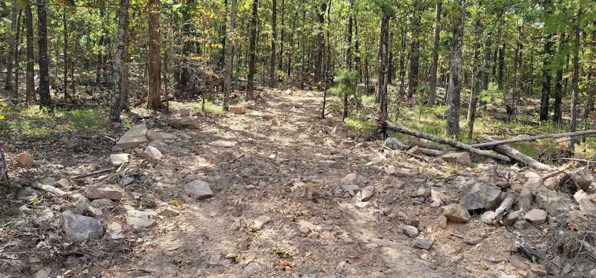 20 ac treed, mountain lot, camp, recreational | Rock Creek Ranch LeFlore, OK 74942 11