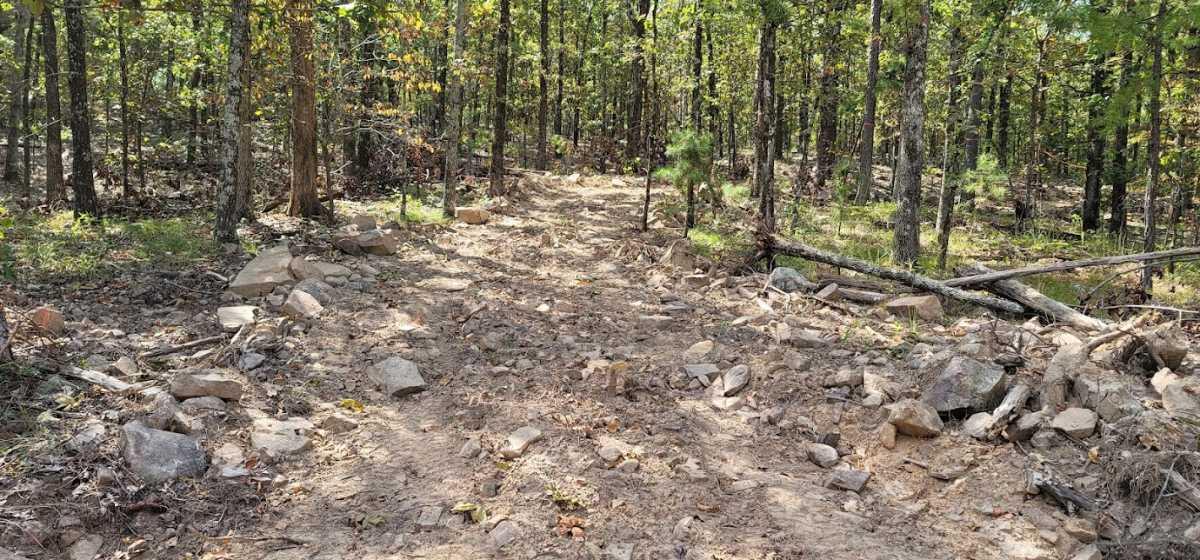 20 ac treed, mountain lot, camp, recreational | Rock Creek Ranch LeFlore, OK 74942 12