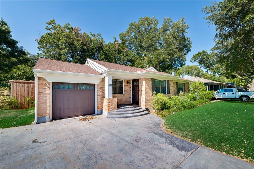 Leased | 3743 Clover Lane Dallas, Texas 75220 2
