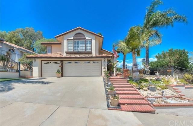 Closed | 2396 Wandering Ridge Drive Chino Hills, CA 91709 0