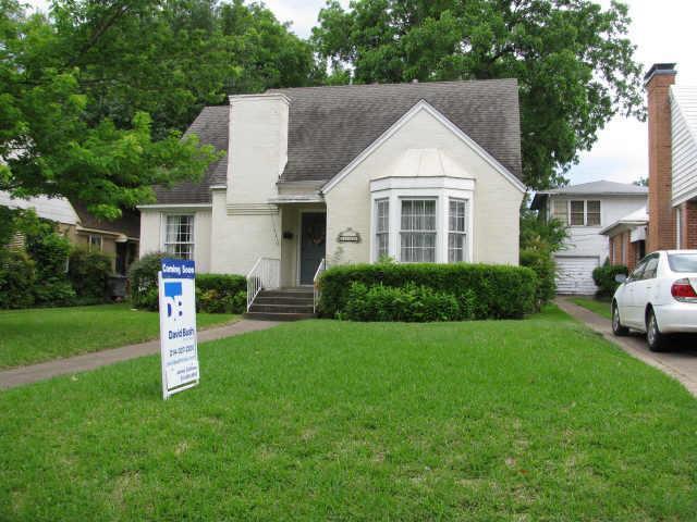 Sold Property | 6446 Westlake Avenue Dallas, Texas 75214 0