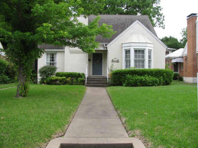 Sold Property | 6446 Westlake Avenue Dallas, Texas 75214 1