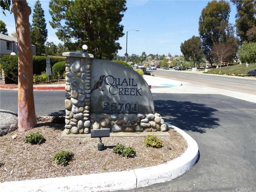 Sold Property   26701 Quail #102 Laguna Hills, CA 92656 0