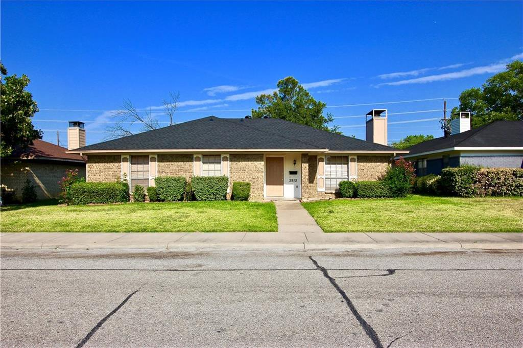 Sold Property | 2812 Cliffbrook Drive Carrollton, Texas 75007 2