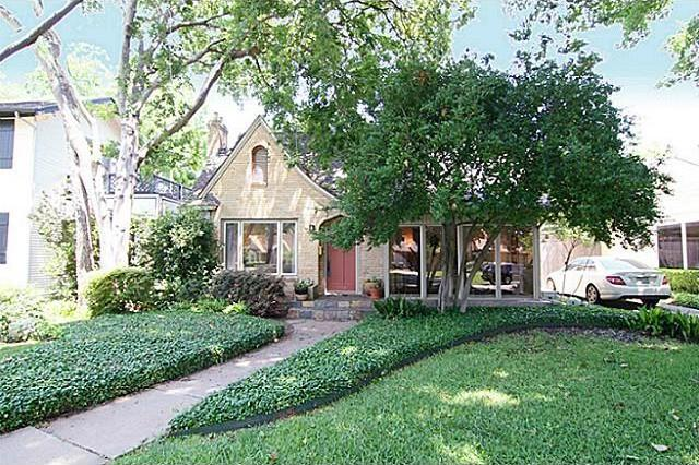 Sold Property | 5735 Vanderbilt Avenue Dallas, Texas 75206 1