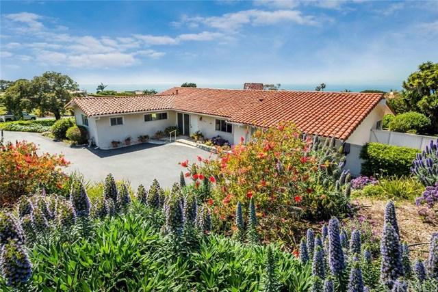 Closed | 720 Paseo Del Mar Palos Verdes Estates, CA 90274 2