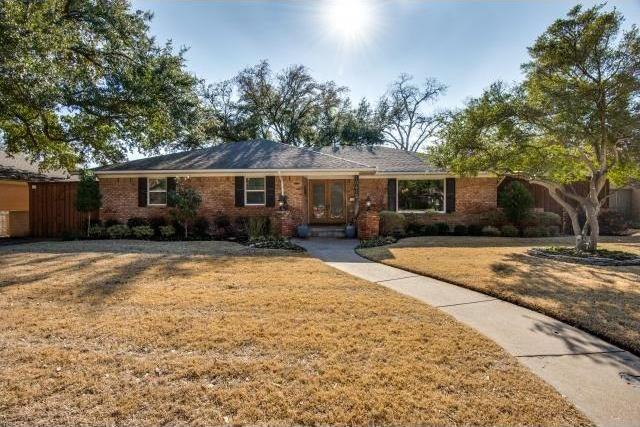 Sold Property | 10412 Silverock Drive Dallas, Texas 75218 0