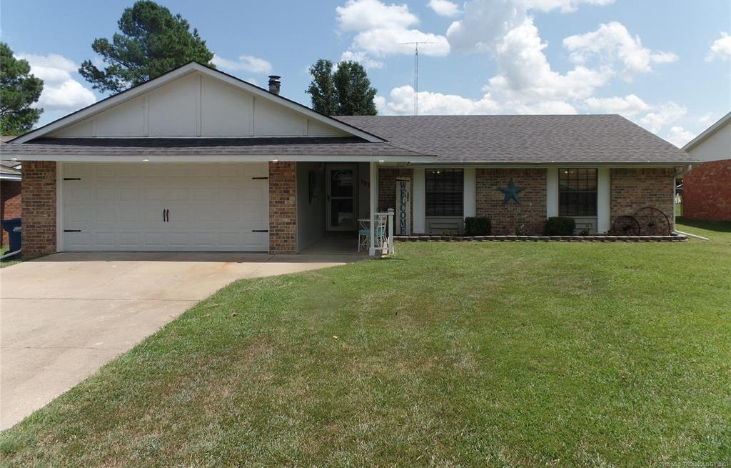 Off Market | 1920 Green Meadows Drive McAlester, Oklahoma 74501 0