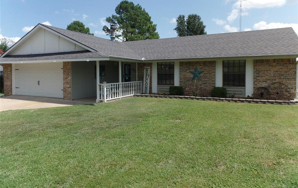 Off Market | 1920 Green Meadows Drive McAlester, Oklahoma 74501 1