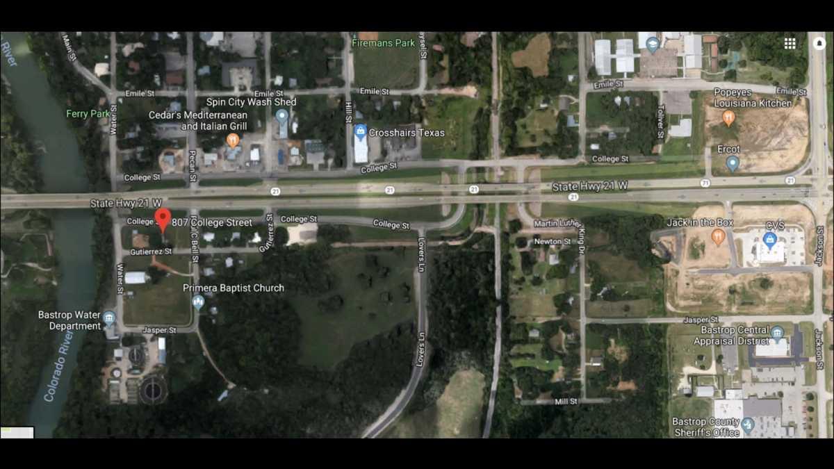 Commercial Lot for Sale Bastrop TX | 807 College St Bastrop, TX 78602 4
