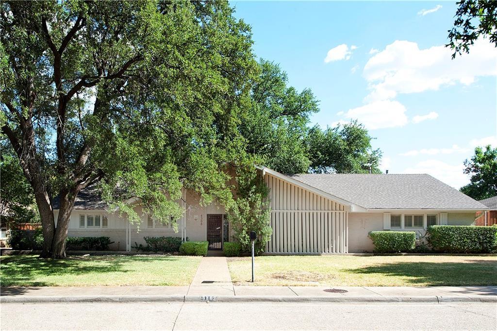 Sold Property | 4308 Laren Lane Dallas, Texas 75244 0