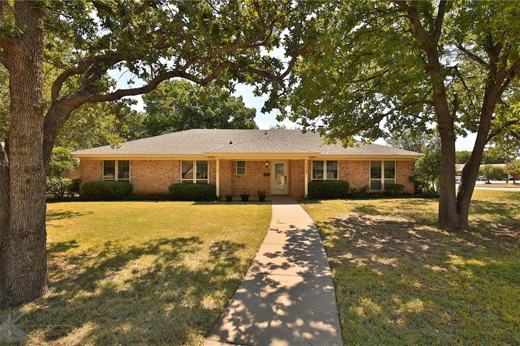 Sold Property | 3499 Santa Monica Drive Abilene, Texas 79605 0