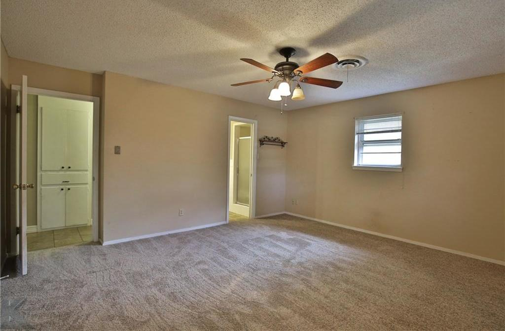 Sold Property   3499 Santa Monica Drive Abilene, Texas 79605 24