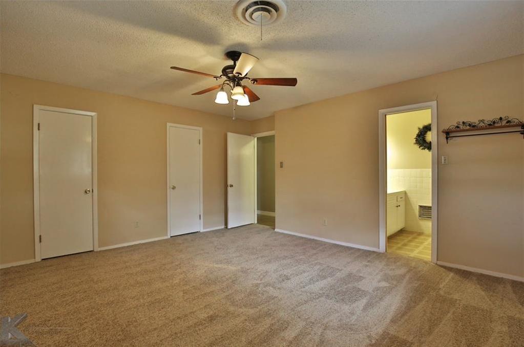 Sold Property   3499 Santa Monica Drive Abilene, Texas 79605 26
