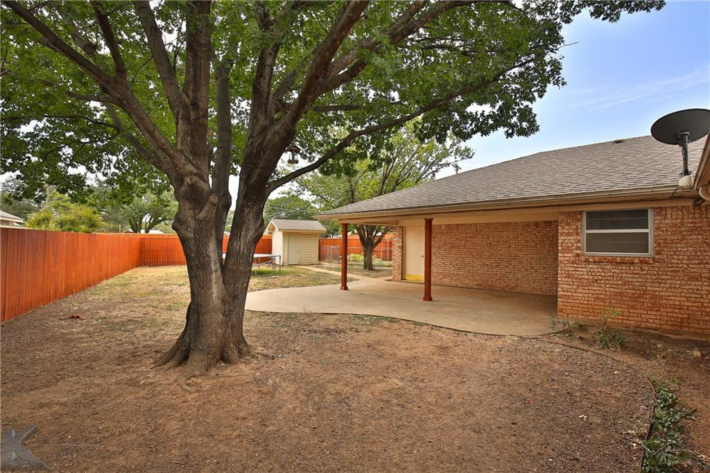 Sold Property | 3499 Santa Monica Drive Abilene, Texas 79605 31