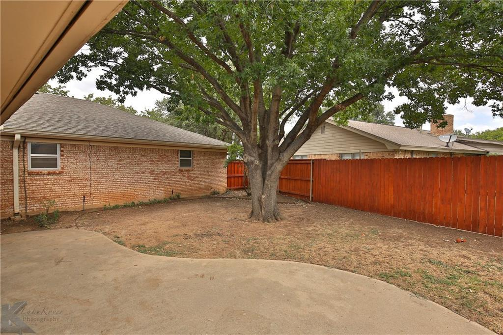 Sold Property | 3499 Santa Monica Drive Abilene, Texas 79605 32