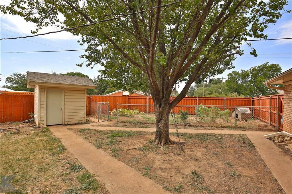 Sold Property | 3499 Santa Monica Drive Abilene, Texas 79605 34