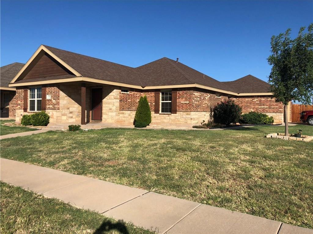 Sold Property | 3502 Firedog Road Abilene, Texas 79606 1