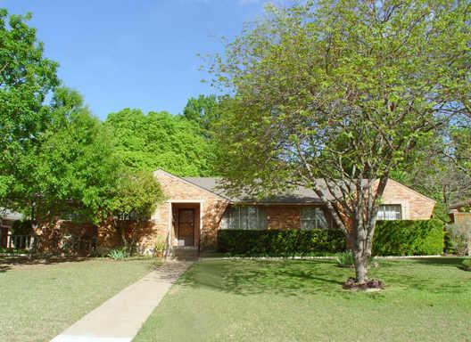 Sold Property | 8171 San Leandro Drive Dallas, Texas 75218 0