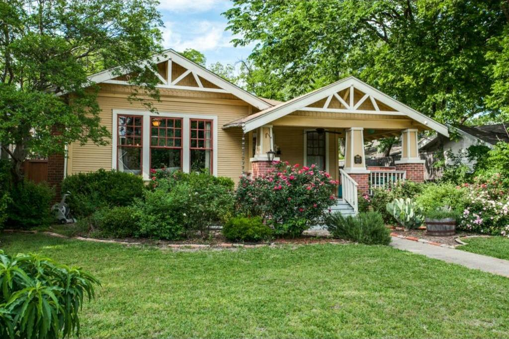 Sold Property | 5807 Goliad Avenue Dallas, Texas 75206 0